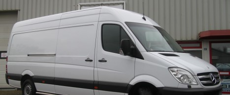Mercedes Sprinter 316 AUT 2009 94000km