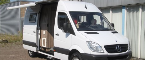Mercedes Sprinter Automaat MJ RV