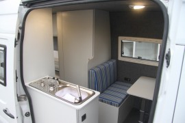 Mercedes Sprinter buscamper int3