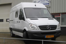 Mercedes Sprinter buscamper rv