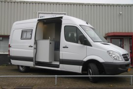 Mercedes Sprinter buscamper rv2