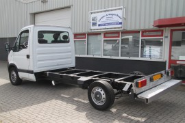 Renault Master Chassiscabine Cascocamper Chassis