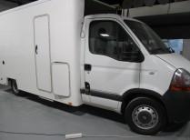 Renault Master Chassiscabine Cascocamper Opbouw Zijwanden