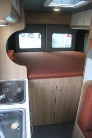Fiat Ducato MH2 bed 3