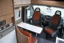 Fiat Ducato MH2 dinette - cabine