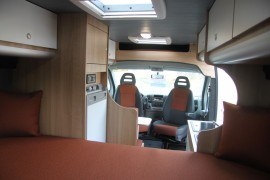 Fiat Ducato MH2 lengte auto bed-cabine
