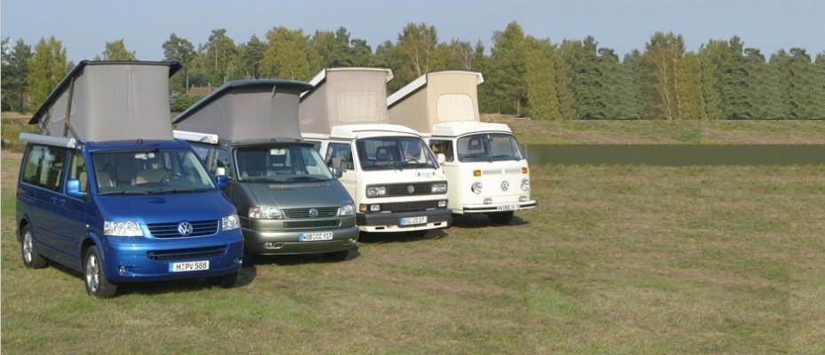 Transporter camper T