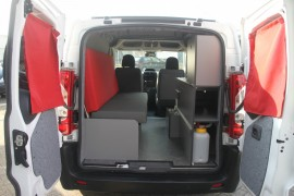 Peugeot Expert Minicamper L1H1 2 0 2013 Camper