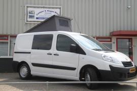 Peugeot Expert Minicamper L1H1 2 0 2013 Deuren Dicht