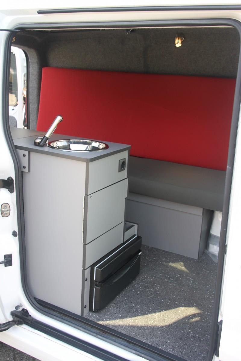 Mini Keuken Camper : Peugeot Expert Minicamper L1H1 2 0 2013 Keuken