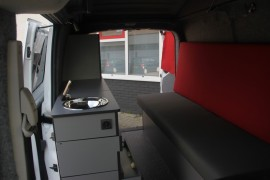 Peugeot Expert Minicamper L1H1 2 0 2013 Keukenblok