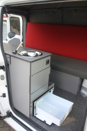 Peugeot Expert Minicamper L1H1 2 0 2013 Koellade