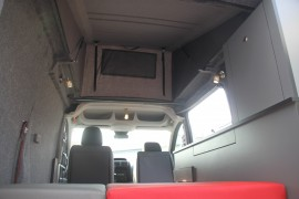 Peugeot Expert Minicamper L1H1 2 0 2013 Leefruimte