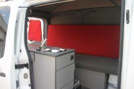 Peugeot Expert Minicamper L1H1 2 0 2013 Leefruimte Schuifdeur