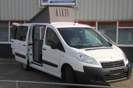 Peugeot Expert Minicamper L1H1 2 0 2013 Linksvoor 2