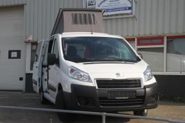 Peugeot Expert Minicamper L1H1 2 0 2013 Voor 2