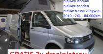 VW T5 camper prijs tekst 18995 tekst extra 2xDP GRATIS