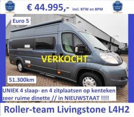 Livingstone 2012-52-2.3-130 tekst 44995 V2 verkocht