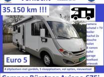 F044 Camper Burstner Aviano 675i 2008 2.3-130-35dkm Verkocht